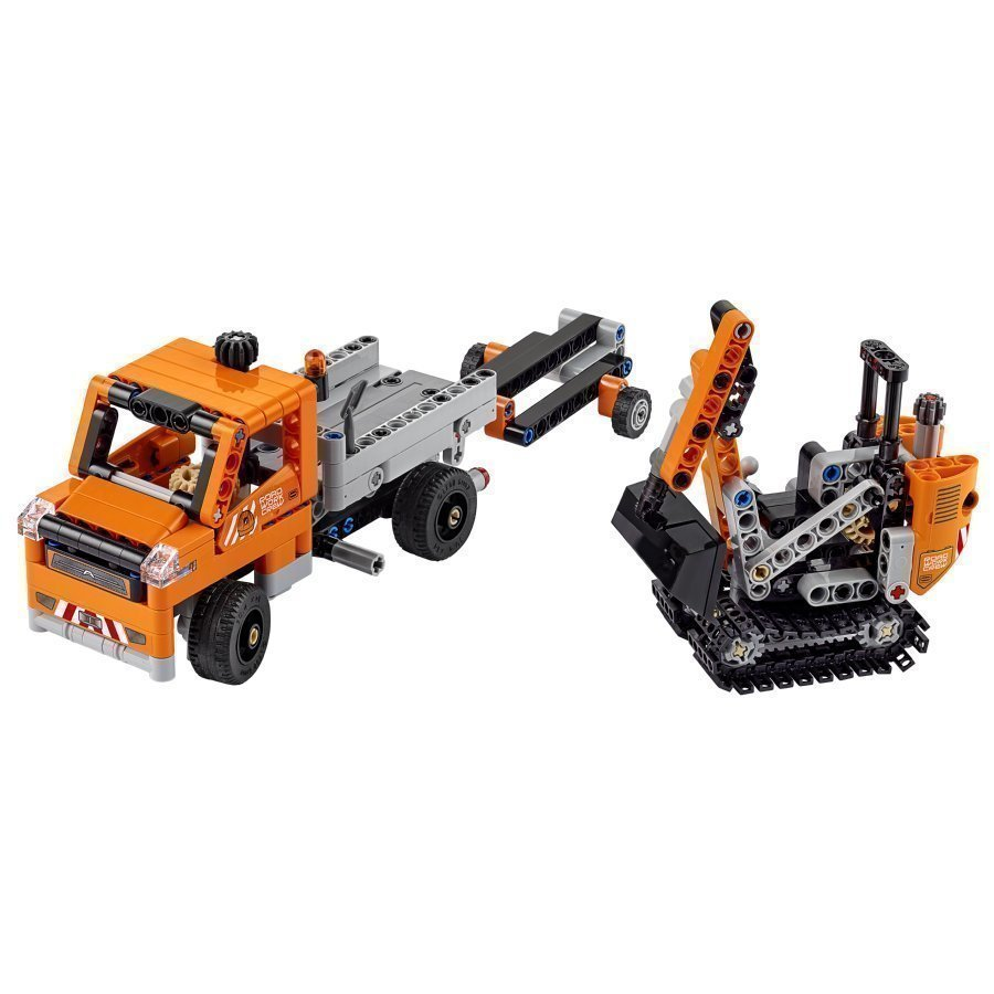 Lego Technic Tietyökoneet 42060
