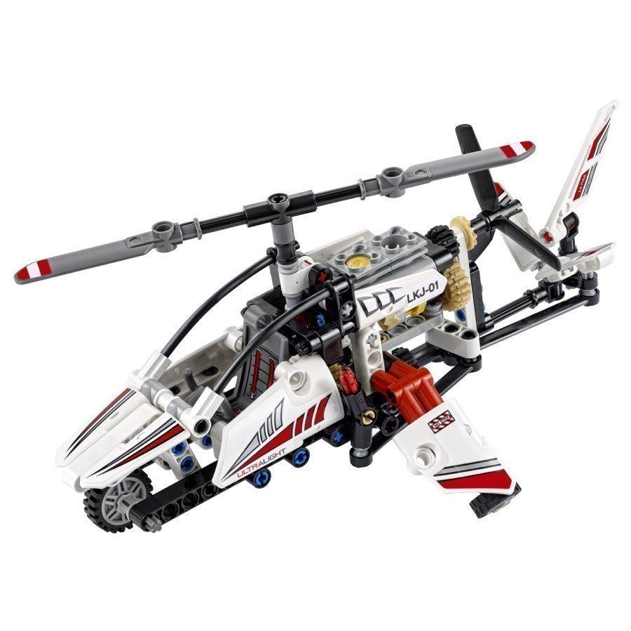 Lego Technic Ultrakevyt Helikopteri 42057