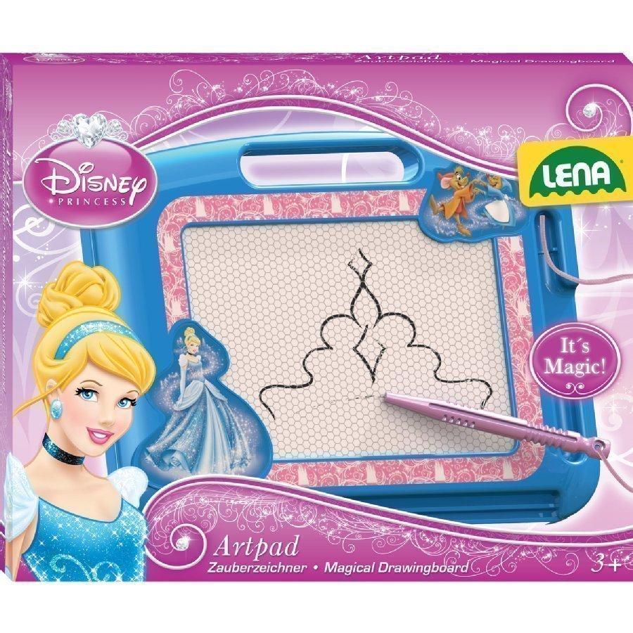 Lena Piirtotaulu Disney Prinsessat
