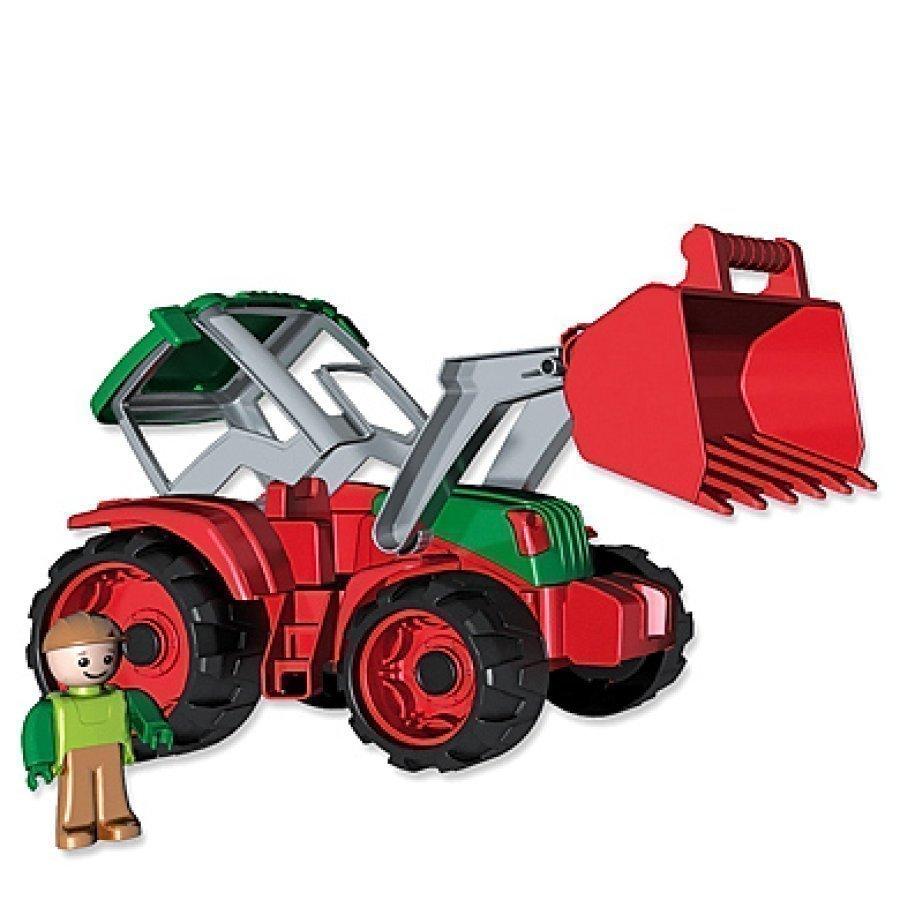 Lena Truxx Traktori Kauhalla