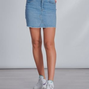 Levis High Rise Skirt Hame Sininen