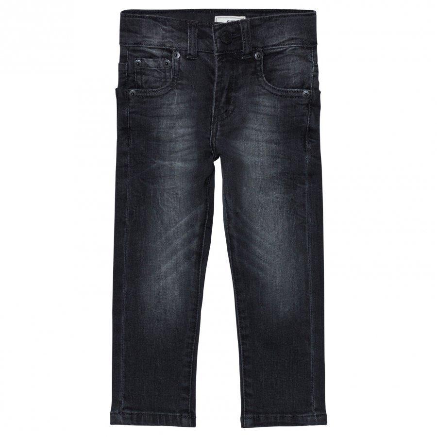 Levis Kids 510 Skinny Fit Jeans Grey Wash Farkut