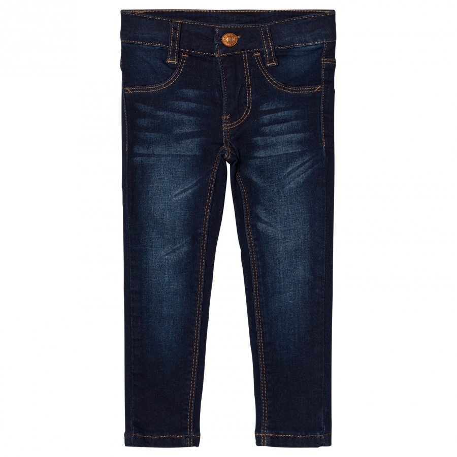 Levis Kids Dark Wash 710 Super Skinny Jeans Farkut