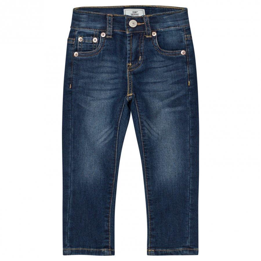 Levis Kids Light Wash 510 Skinny Fit Jeans Farkut