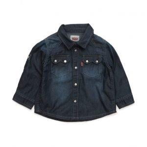 Levi's Kids Ls Shirt Sawtoo