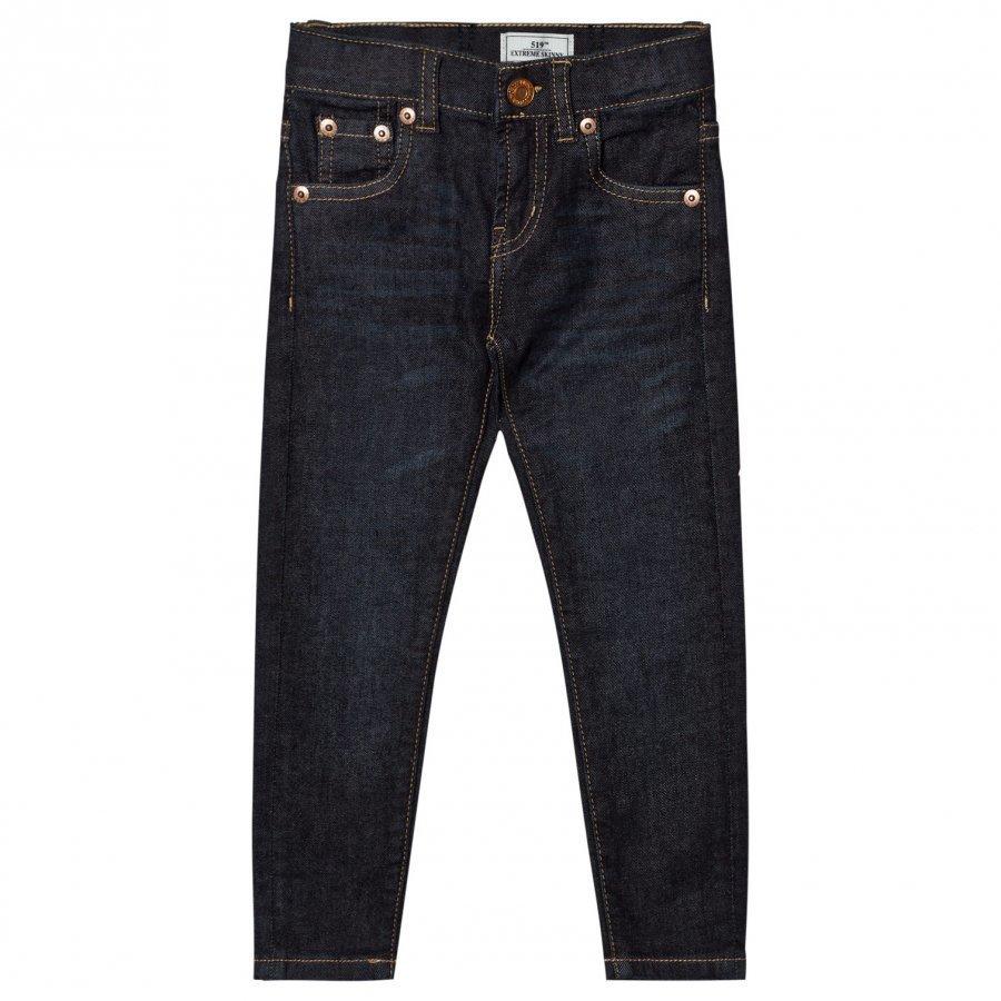 Levis Kids One Wash 519 Extreme Skinny Jeans Farkut