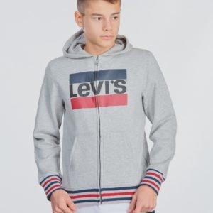 Levis Sportswear Logo Huppari Harmaa