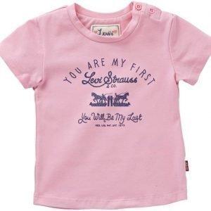 Levi's T-paita Bridget Old Pink