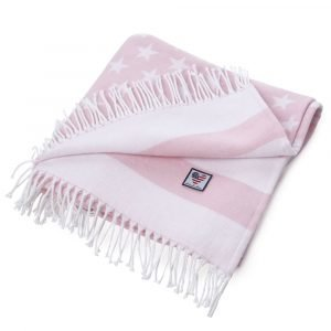 Lexington Baby Flag Viltti Roosa 90x120 Cm