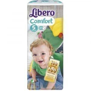 Libero Comfort 5 10-14 Kg Teippivaippa 50 Kpl