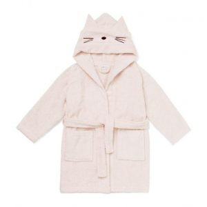 Liewood Lily Bathrobe Cat