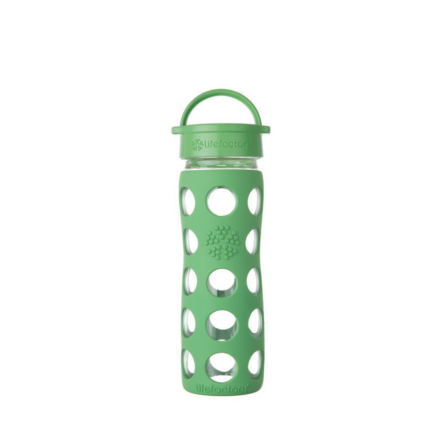 Lifefactory Juomapullo Classic Cap 475 Ml Grass Green
