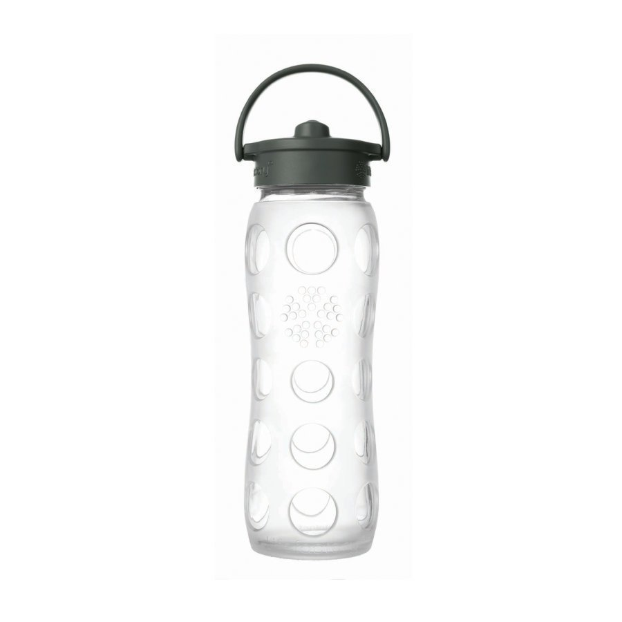 Lifefactory Juomapullo Classic Cap 650 Ml Transparent