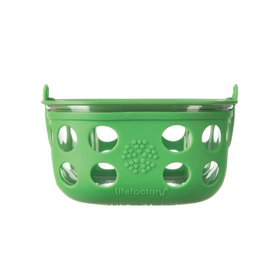 Lifefactory Lasinen Eväsrasia 950 Ml Grass Green