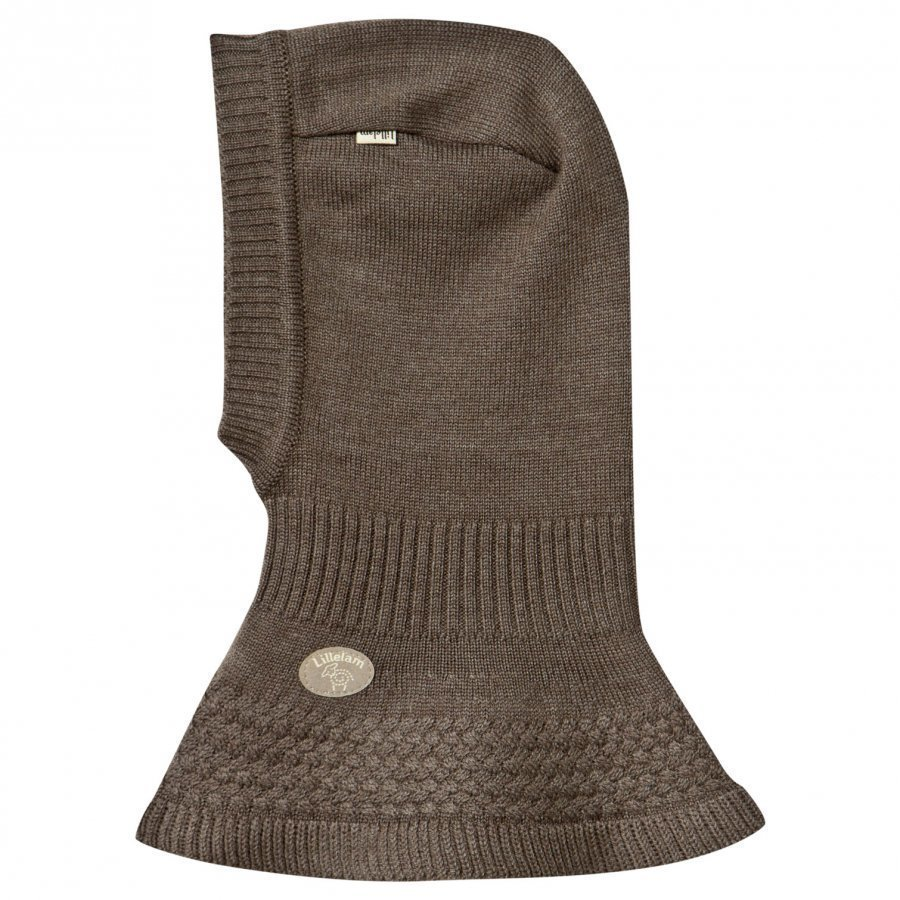 Lillelam Basic Balaclava Brown Pipo