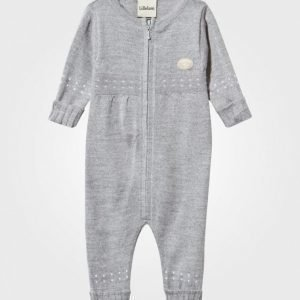Lillelam Basic Onesie Light Grey Body