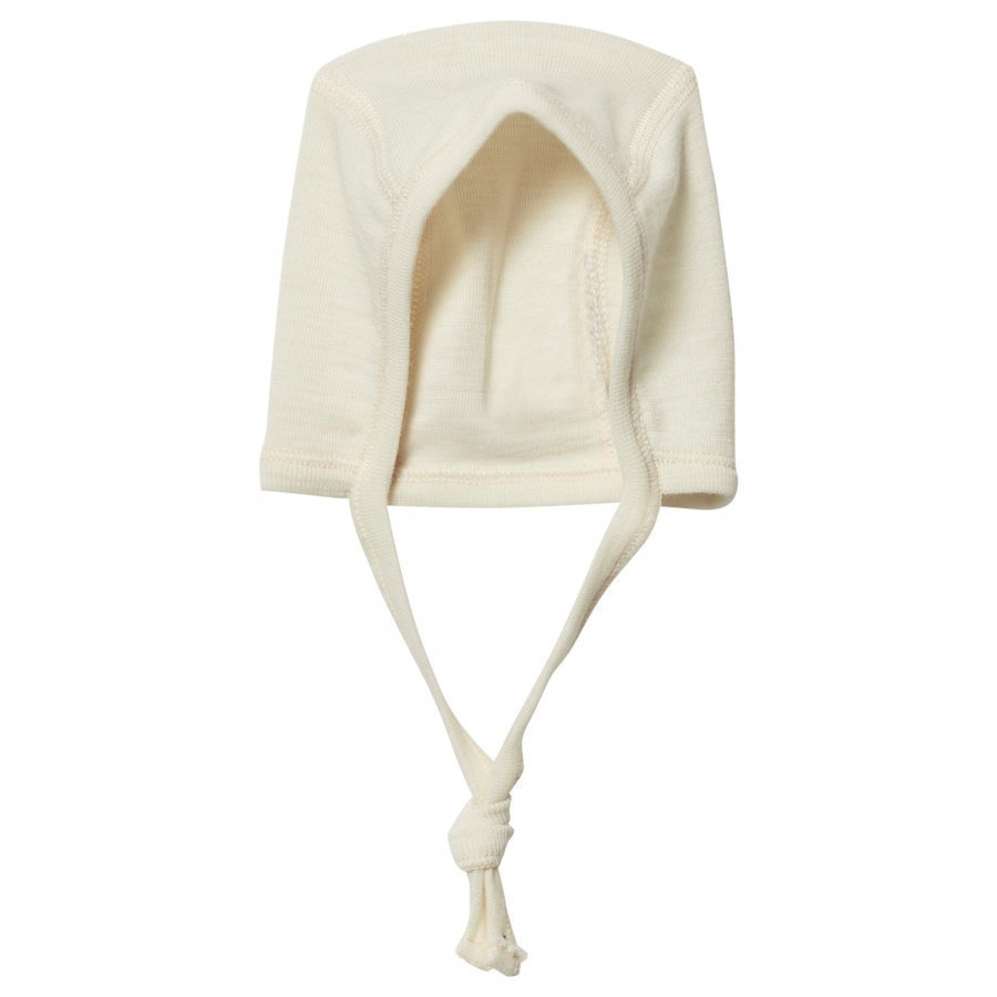 Lillelam Premature Hat With Tie Off-White Pipo