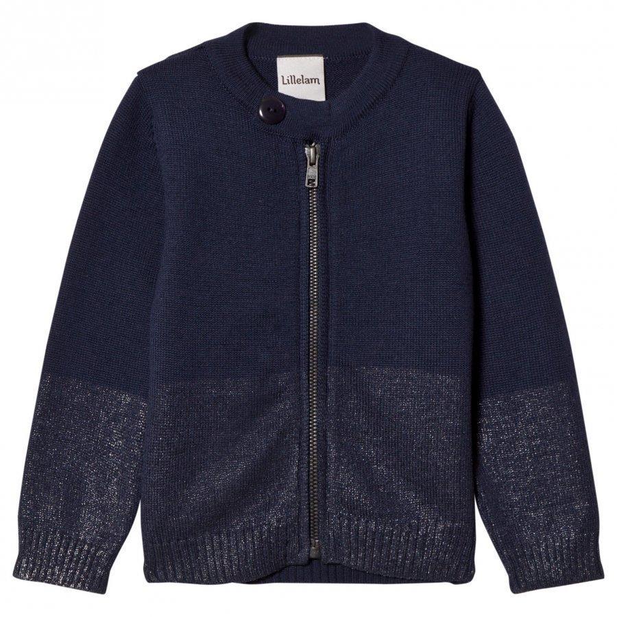 Lillelam Sparkling Jacket Blue Mekko