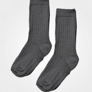 Lillelam Two Pack Wool Socks Grey Sukat