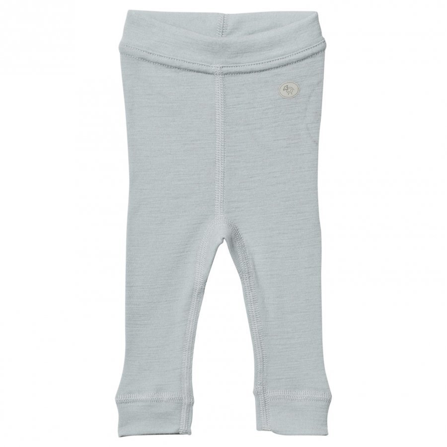 Lillelam Wool Leggings Light Blue Legginsit
