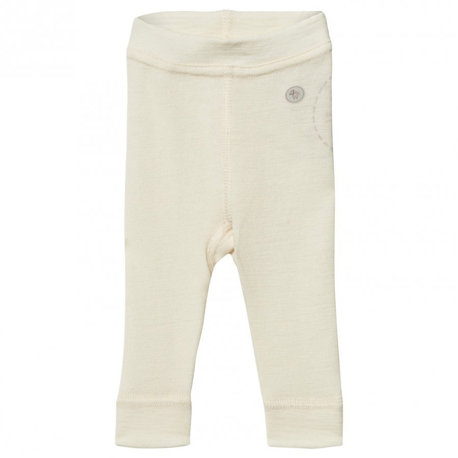 Lillelam Wool Leggings Off-White Legginsit