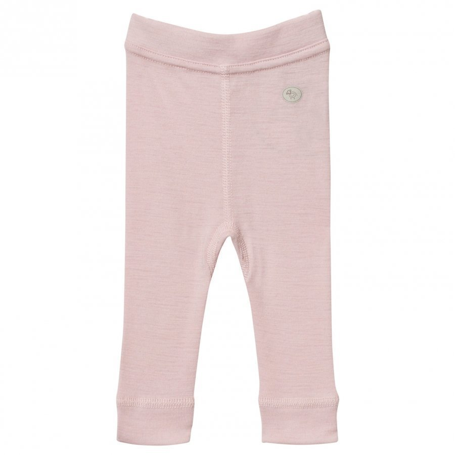 Lillelam Wool Leggings Pink Legginsit