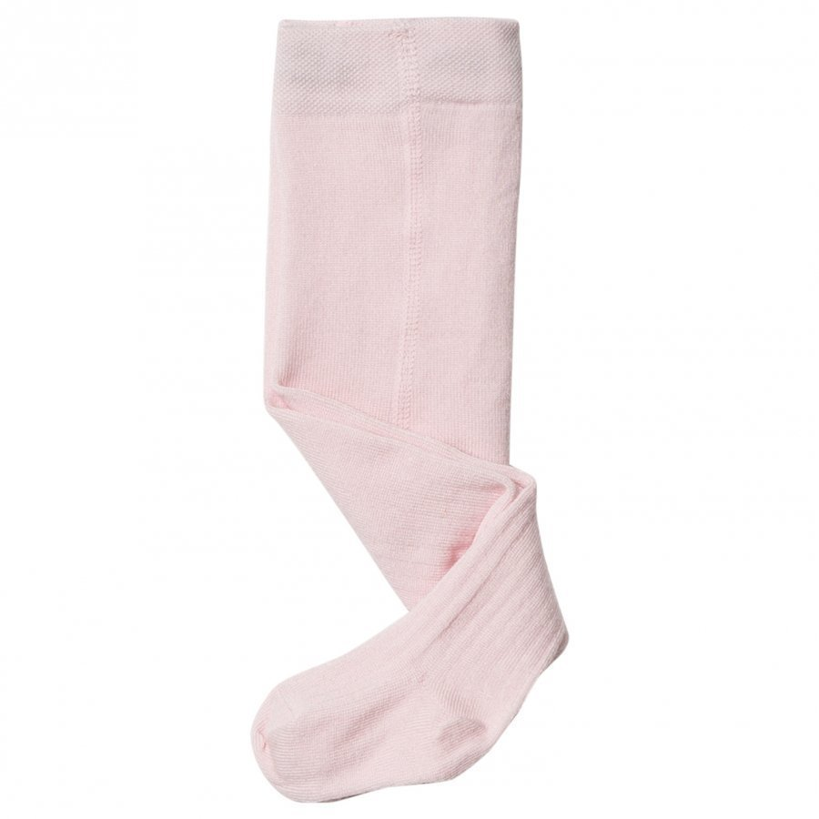 Lillelam Wool Tights Pink Sukkahousut