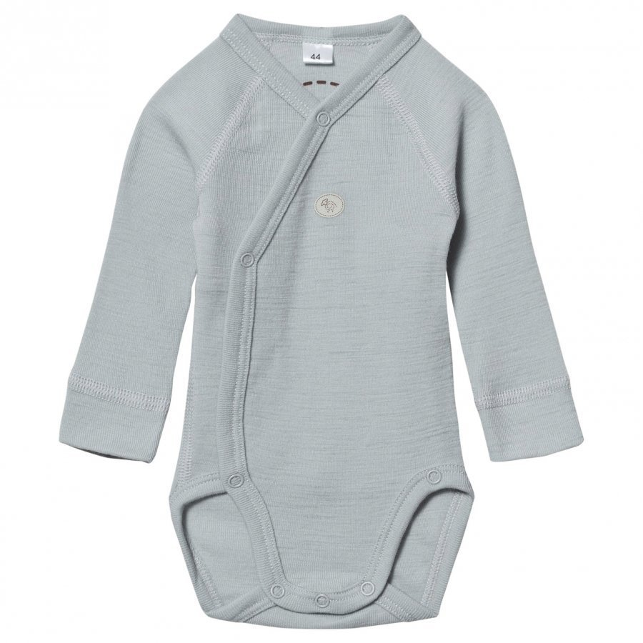 Lillelam Wool Wrap Baby Body Mini Light Blue Body