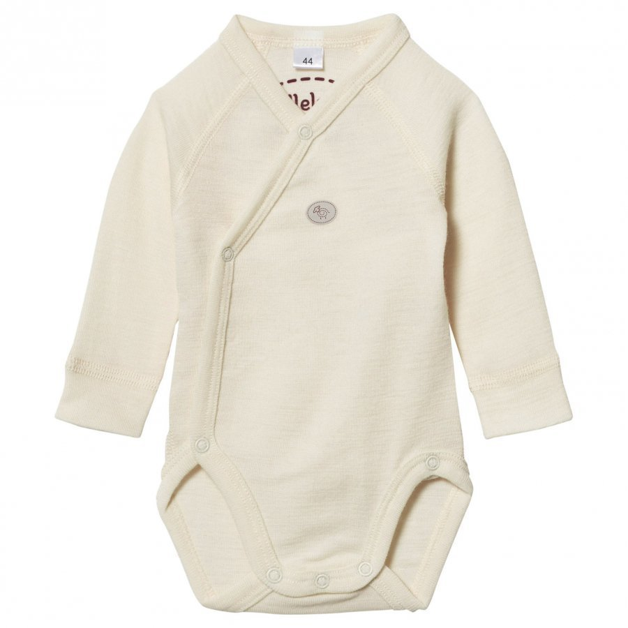 Lillelam Wool Wrap Baby Body Mini Off-White Body