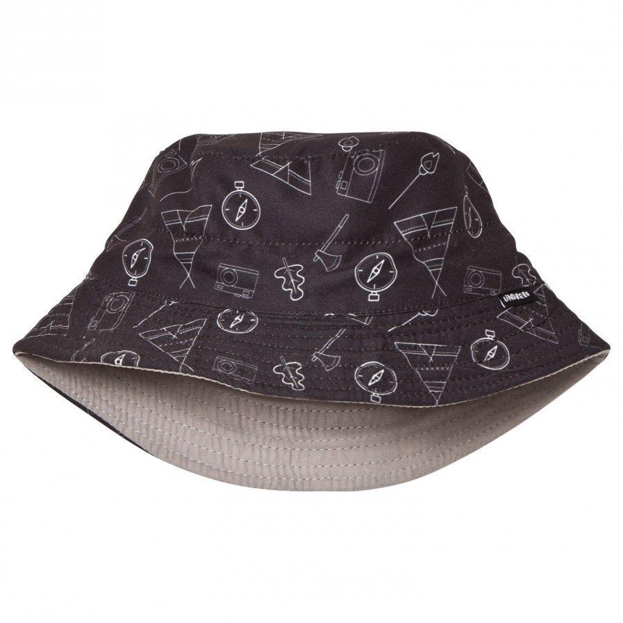 Lindberg Austin Sun Hat Black Aurinkohattu
