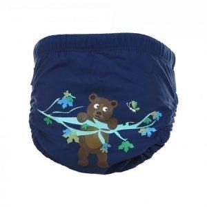 Lindberg Bear Swim Diaper Uimavaippa Sininen