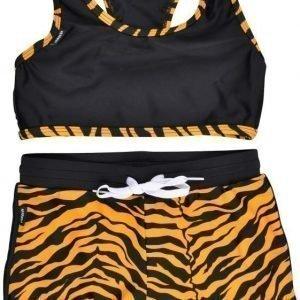 Lindberg Bikini Olivia Orange/Black