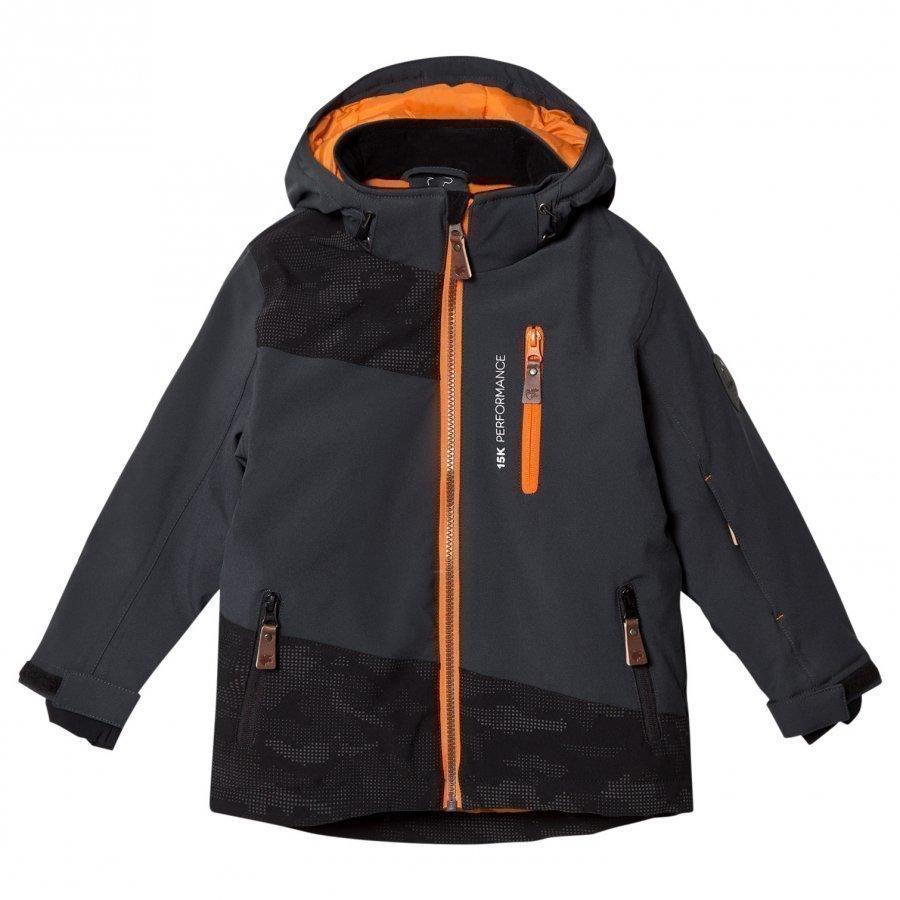 Lindberg Brighton Jacket Anthracite Toppatakki