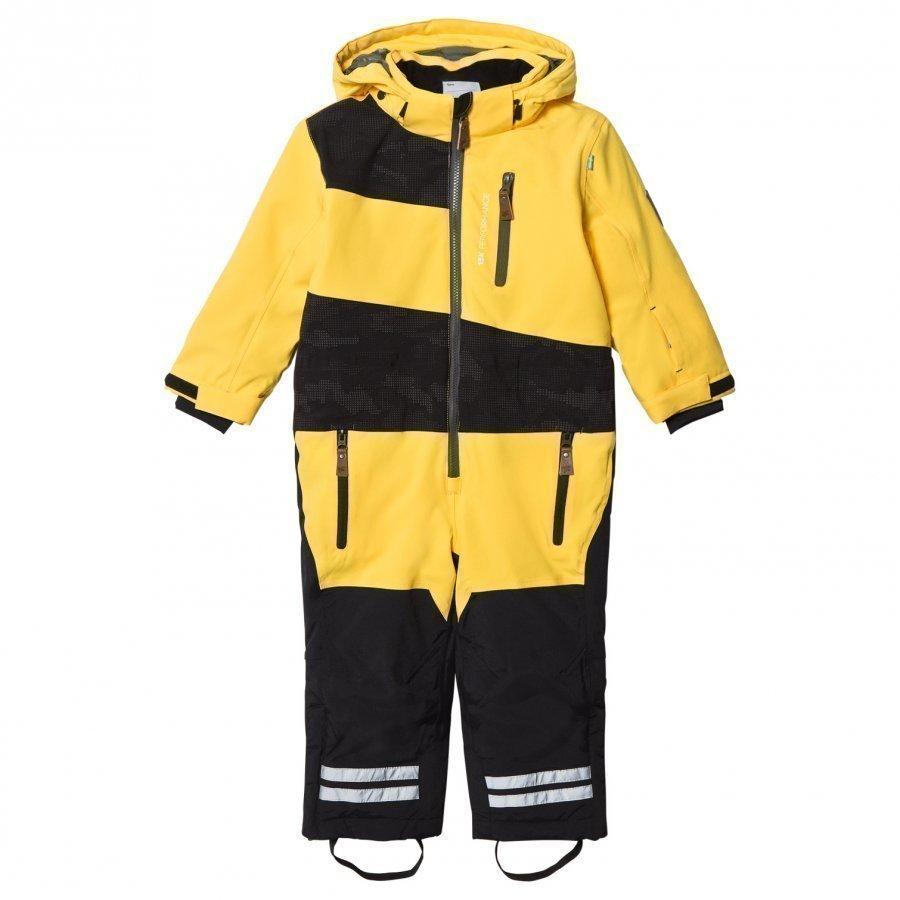 Lindberg Brighton Overall Yellow Toppahaalari