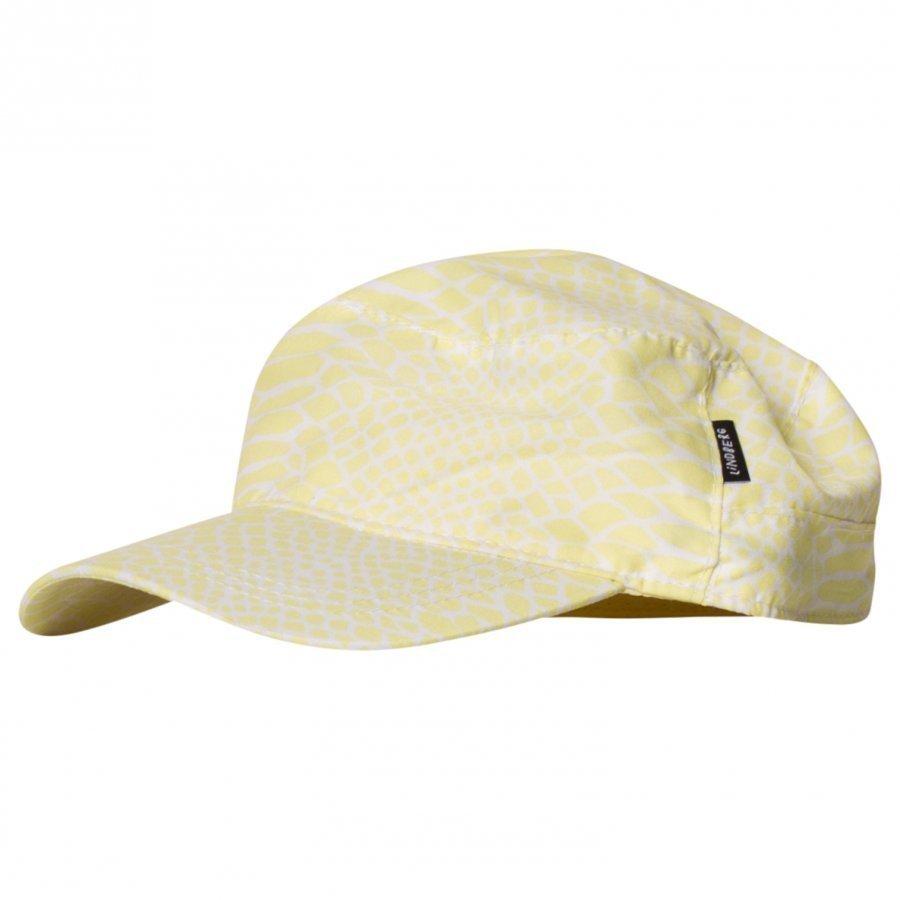 Lindberg Buffalo Sun Cap Yellow Aurinkohattu
