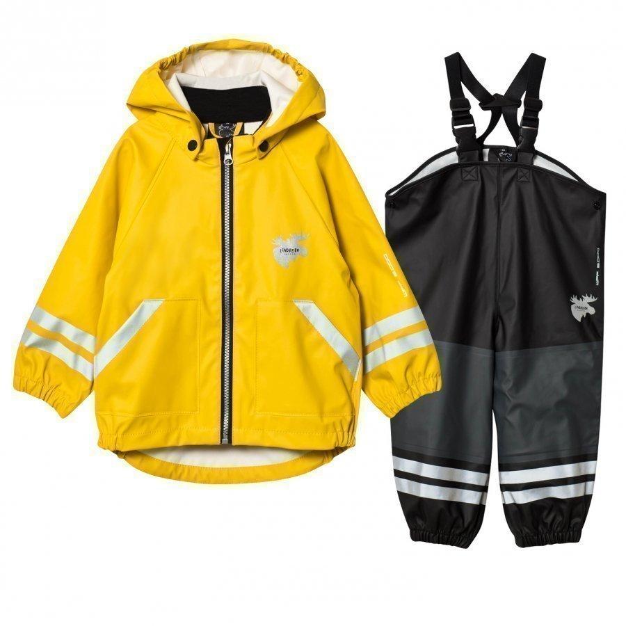 Lindberg Capri Rain Set Yellow Sadesetti