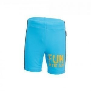 Lindberg Chris Long Shorts Protection UV-uimapuku Sininen