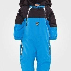 Lindberg Davos Baby Overall Blue Black Toppahaalari
