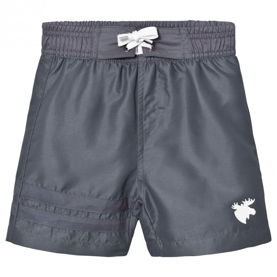 Lindberg Eagle Beach Shorts Anthracite Uimashortsit