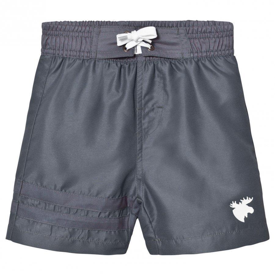Lindberg Eagle Beach Shorts Anthracite Uimashortsit