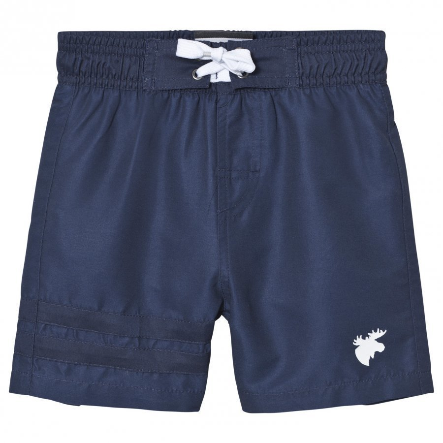 Lindberg Eagle Beach Shorts Petroleum Uimashortsit