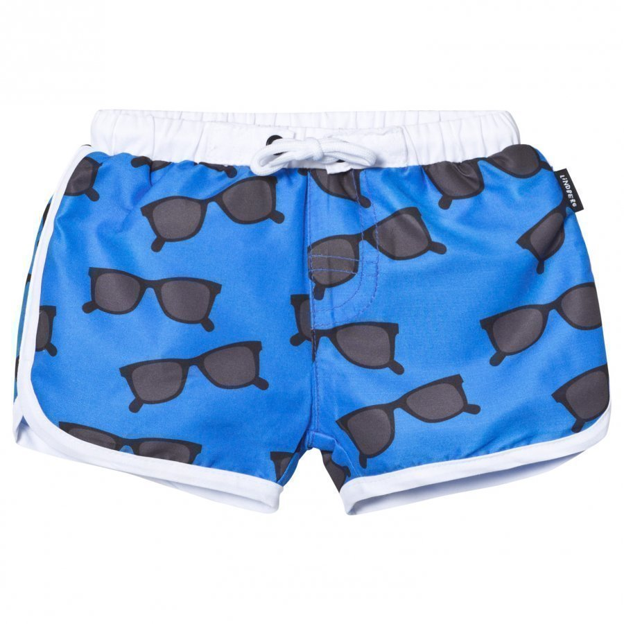 Lindberg Ellis Swim Diaper Shorts Blue Uimavaippa