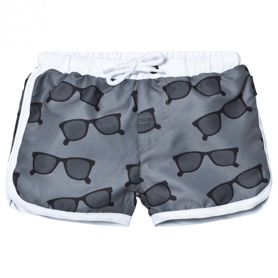 Lindberg Ellis Swim Diaper Shorts Grey Uimavaippa