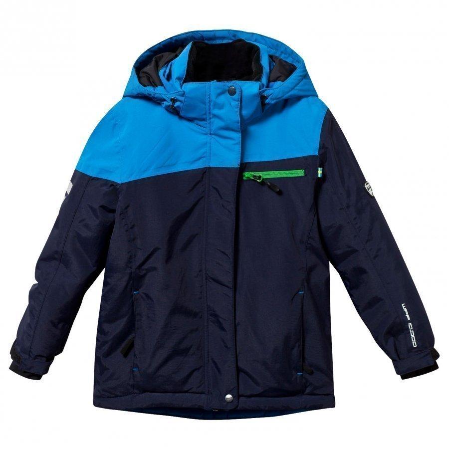 Lindberg Fernie Jacket Blue Toppatakki