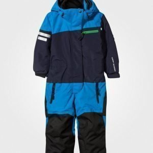 Lindberg Fernie Snowsuit Blue Toppahaalari