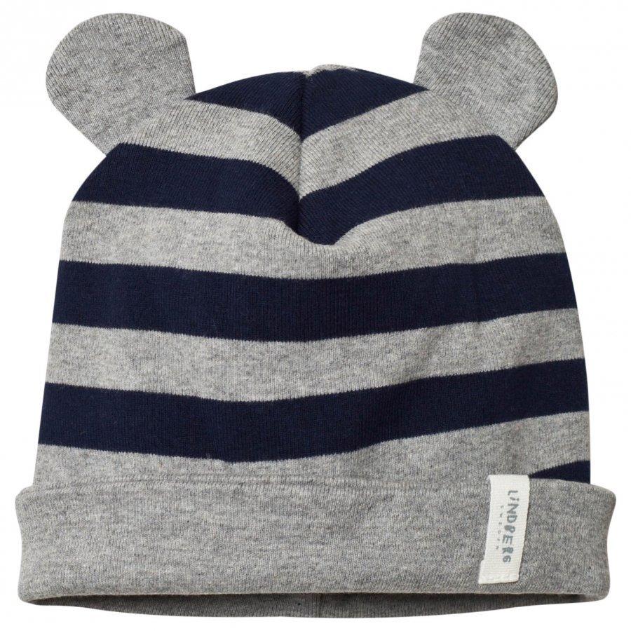 Lindberg Hallabro Baby Hat Navy Pipo