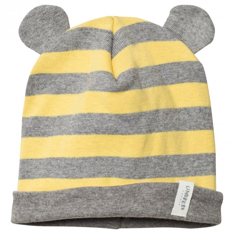 Lindberg Hallabro Baby Hat Yellow Pipo