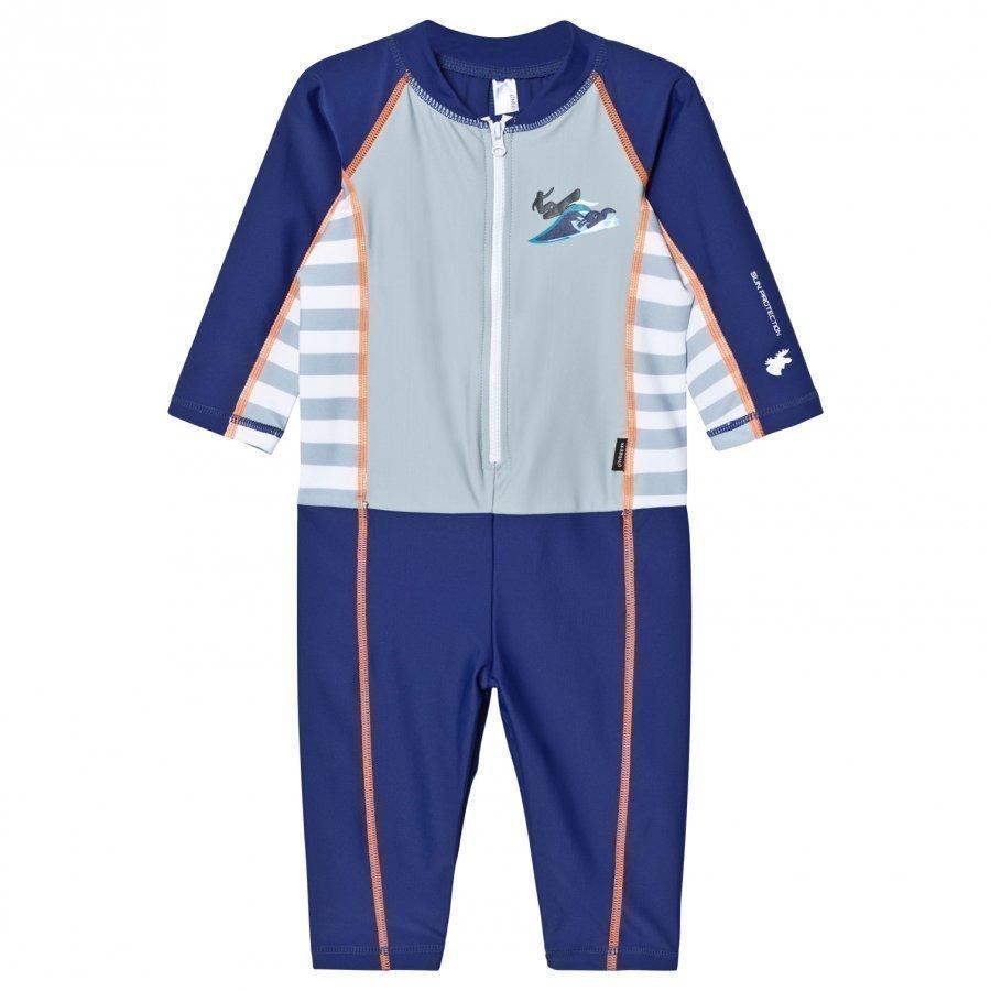 Lindberg Haven Suit Navy Aurinkopuku