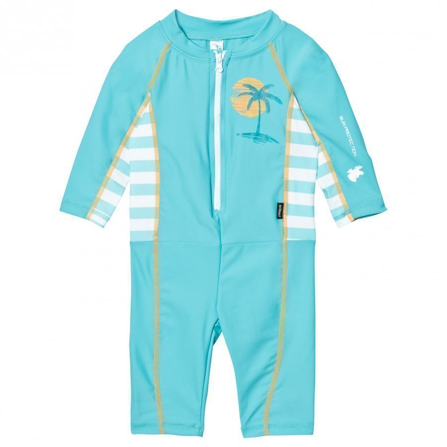 Lindberg Haven Suit Turquoise Aurinkopuku