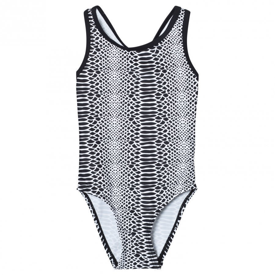 Lindberg Hedda Swimsuit Black/White Uimapuku